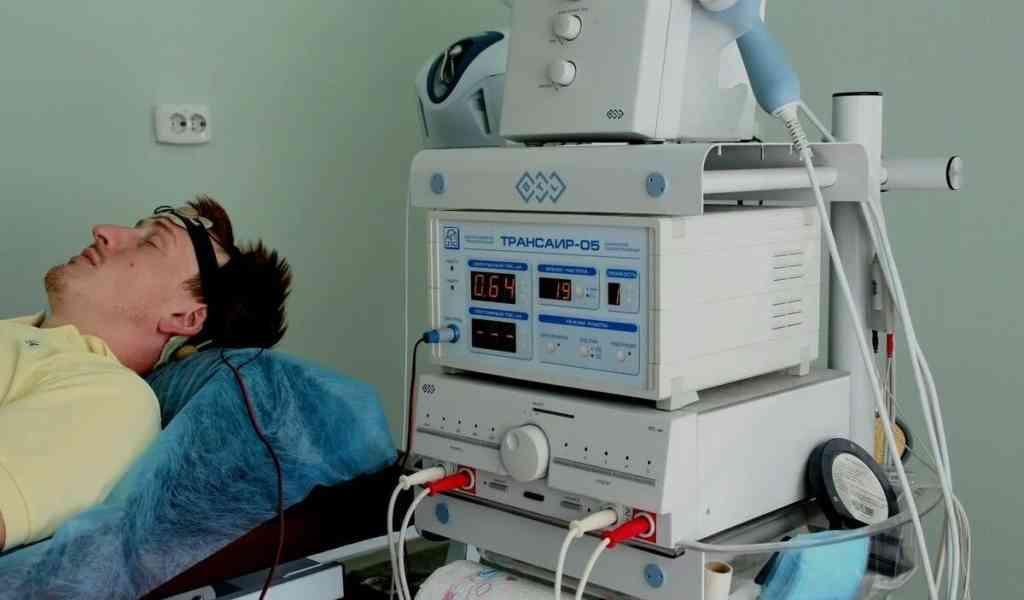 ТЭС-терапия в Краснозаводске